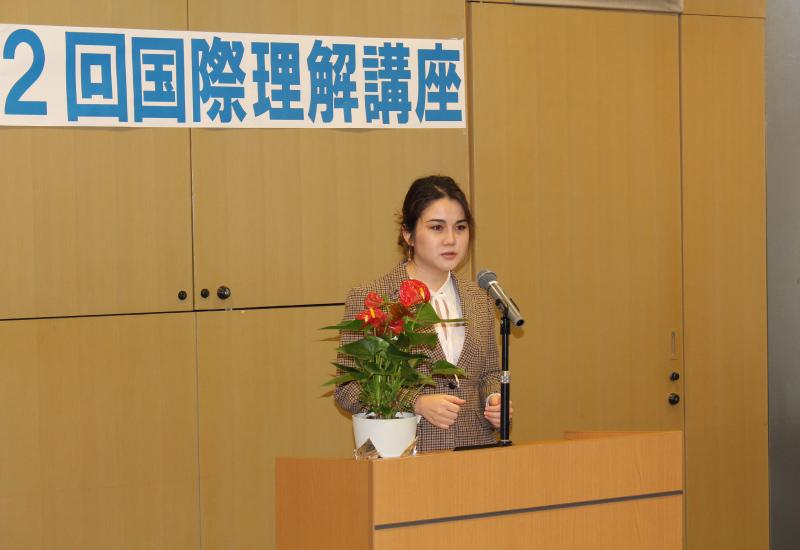 日本語スピーチコンテスト部会