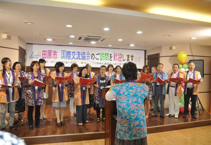 海外文化交流部会
